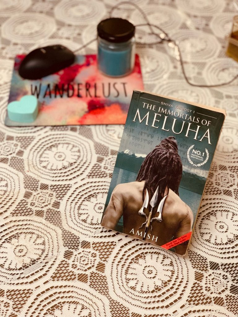 immortals of meluha book review