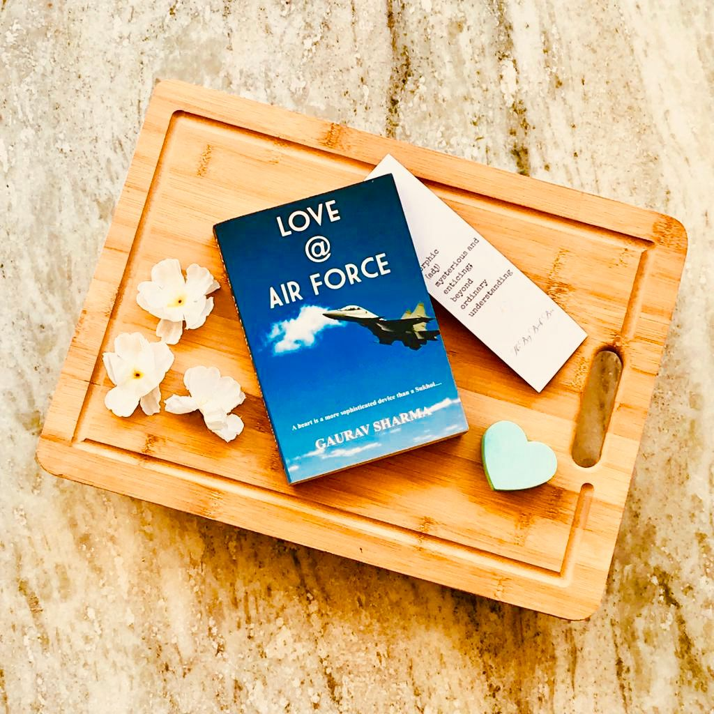 love at air force book review