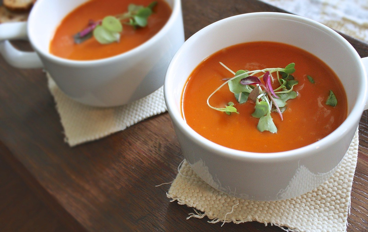 Low Fat Foods soup