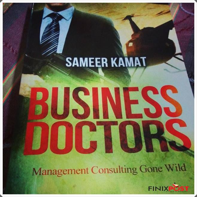 Interview Of Sameer Kamat Writer Entrepreneur And A Consultant Finix Post
