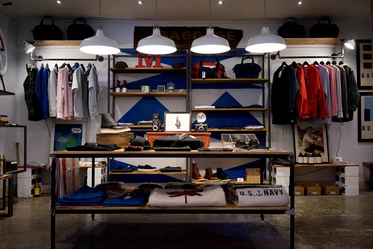 organize wardrobe