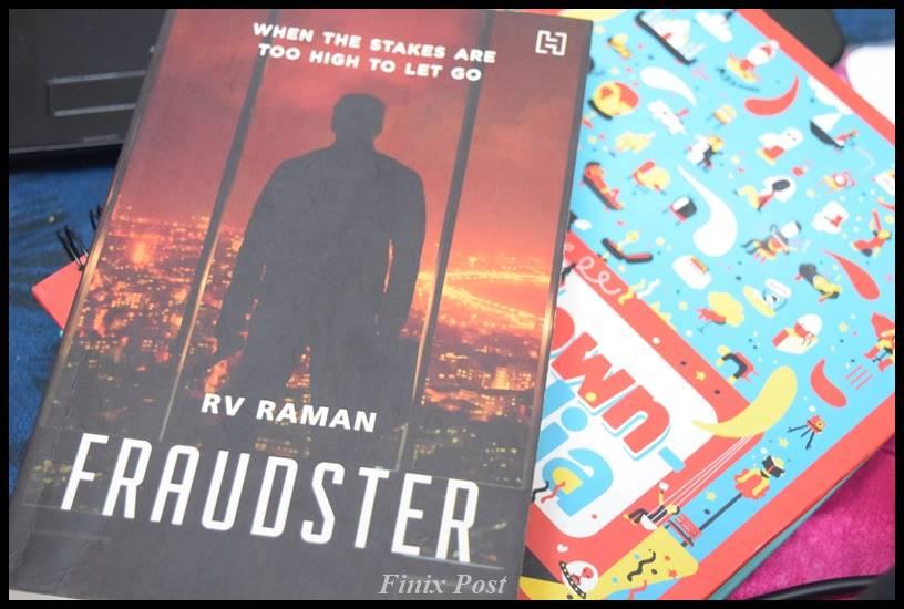 fraudster book review