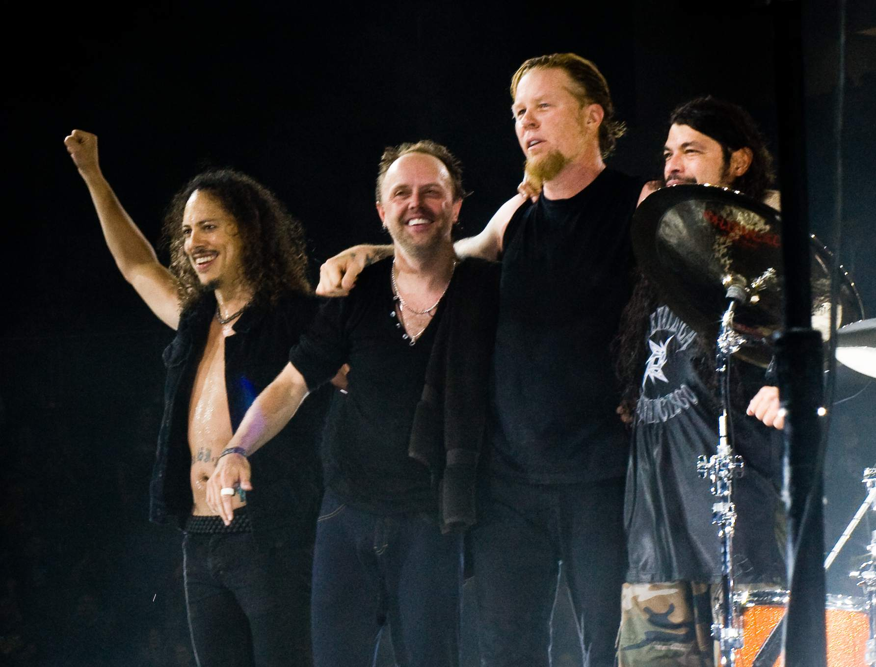 Metallica rock