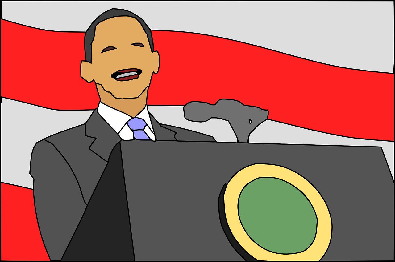 Public Speaking by Barack Hussein Obama