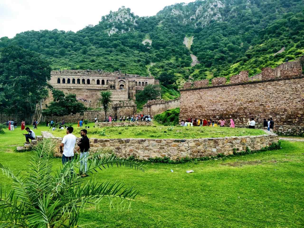 Bhan Garh Fort, Rajasthan