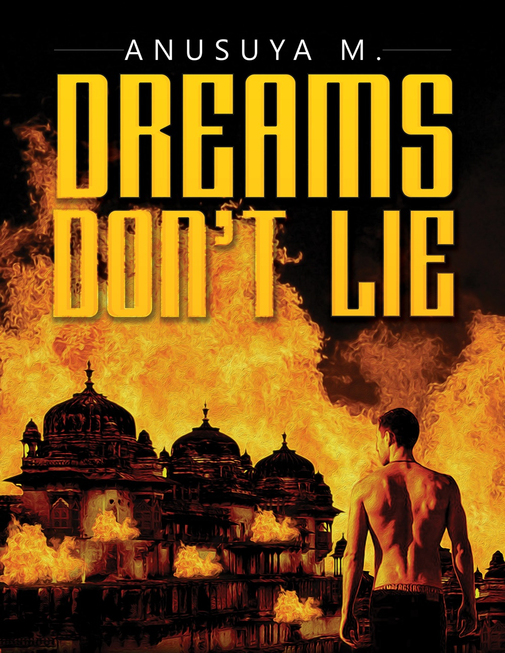 dreams dont lie by anusuya m.