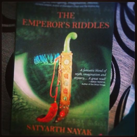 The Emperors Riddles Book Review