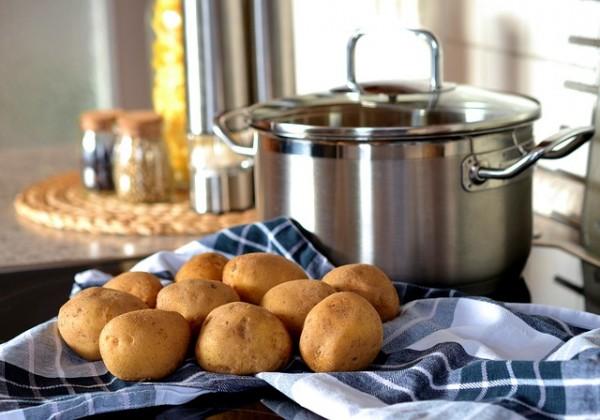 Beauty benefits of potato
