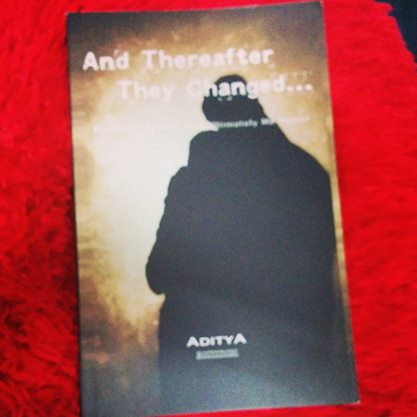 Book Review And Thereafter They Changed