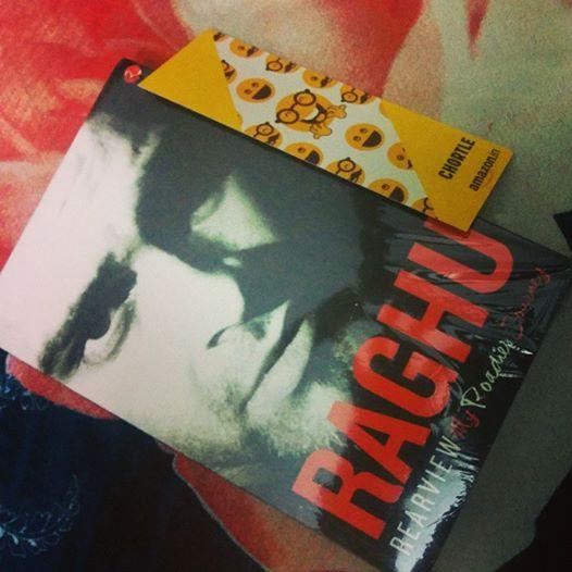 Raghu Ram Roadies Book