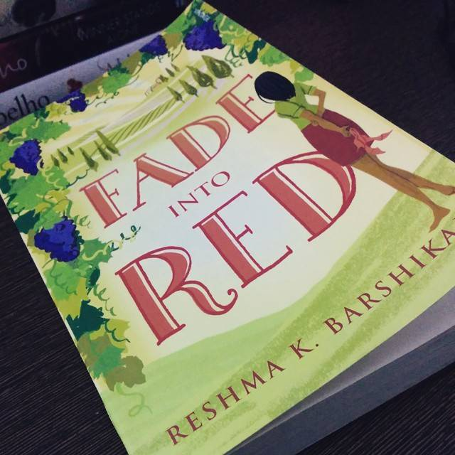 fade-into-red by reshma k barshikar