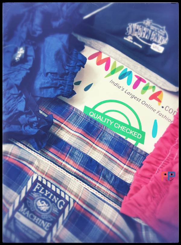 myntra.com shopping haul