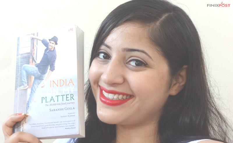 india on my platter book review