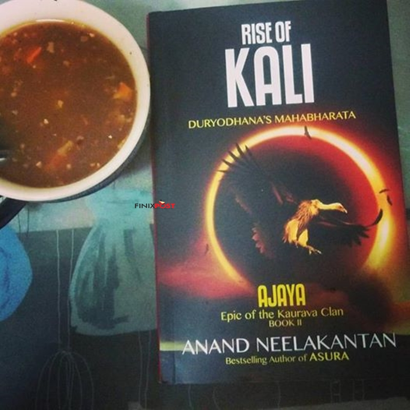 rise of kali book cover