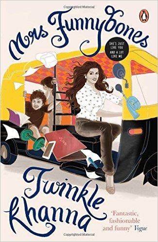 mrs funnybones by twinkle khanna