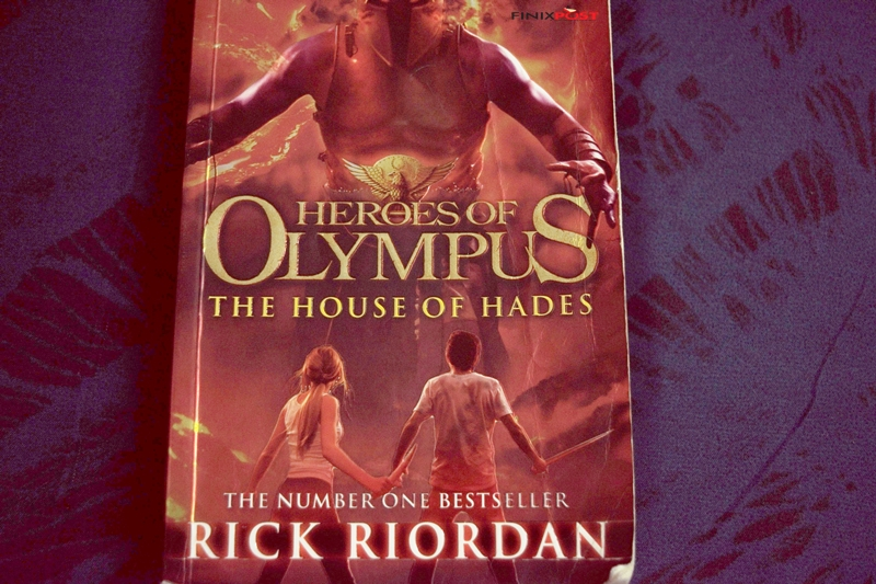 heroes of olympus the house of hades by rick riordan