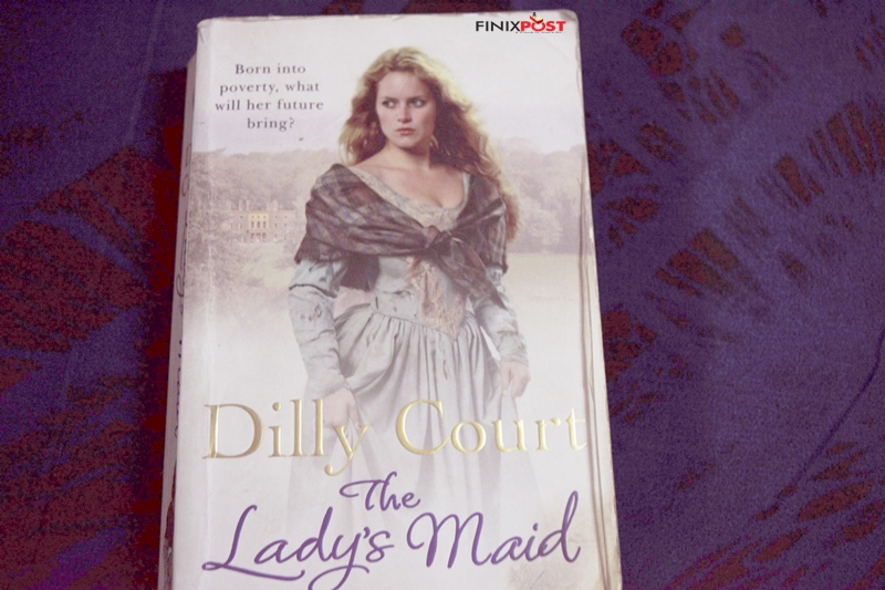 the ladys maid by dilly court