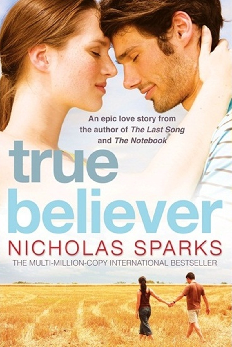 true believer by nicholas sparks book review