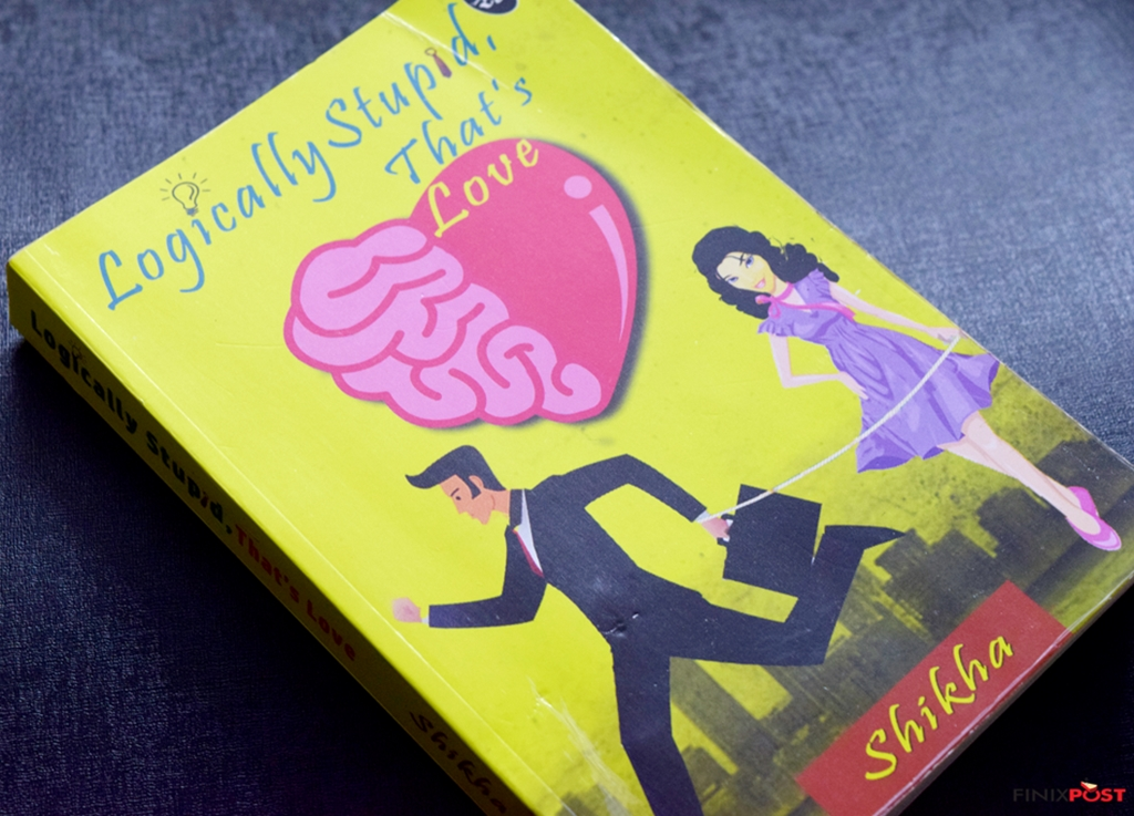 logically stupid thats love book cover