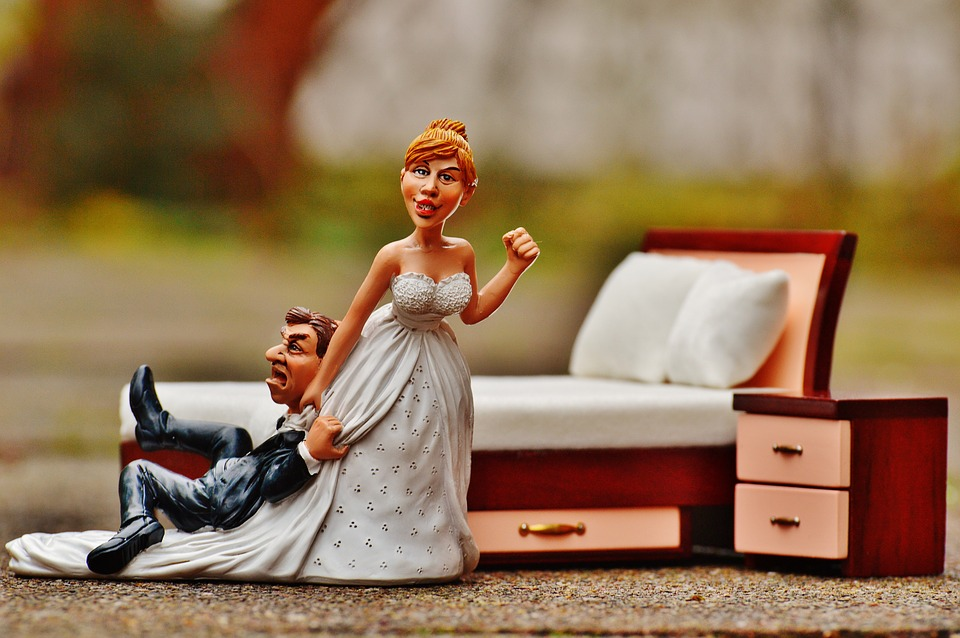marriage and its burdens
