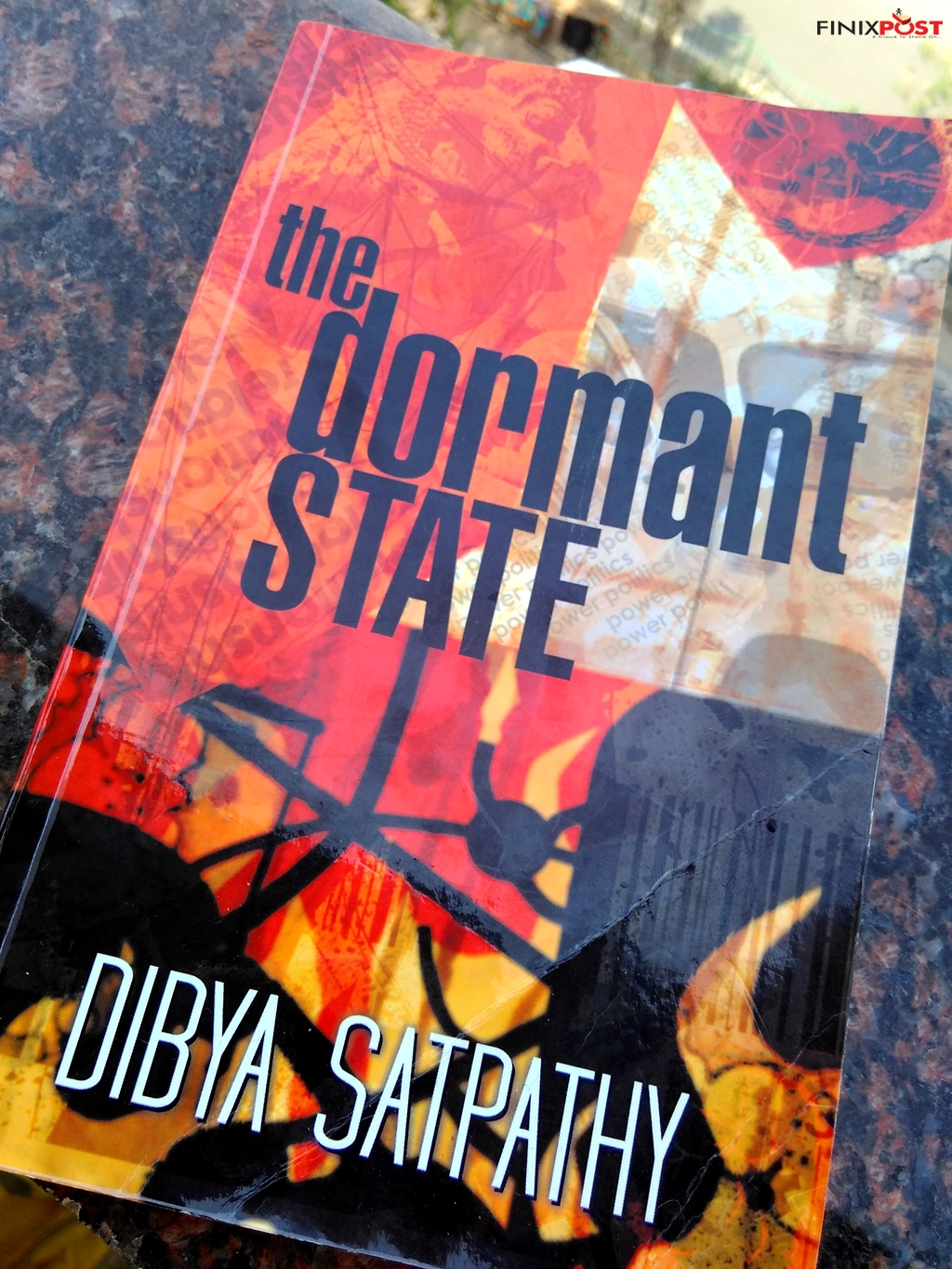 the dormant state by dibya satpathy