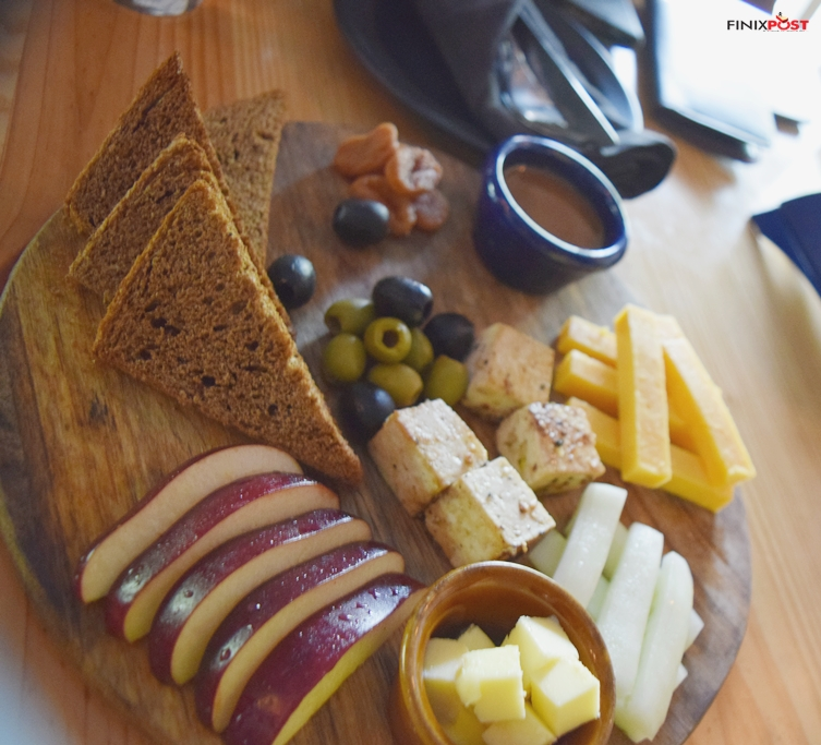 the ploughman's platter at londoners, gk1