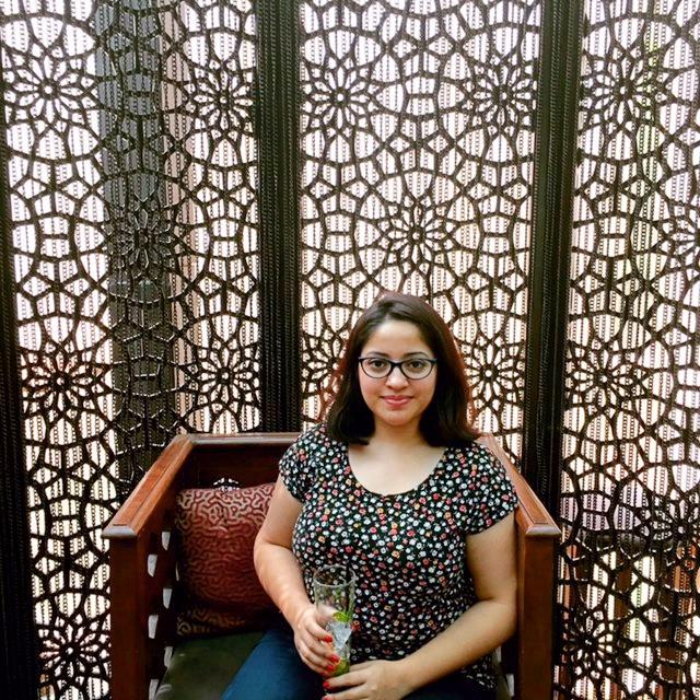 Delhi food Blogger