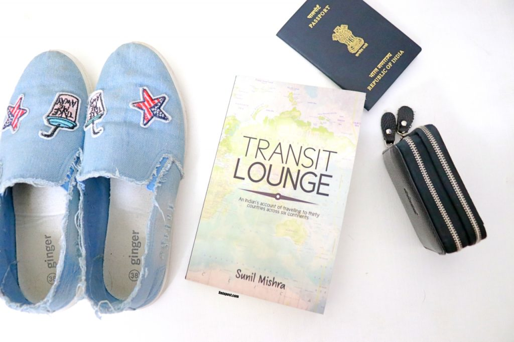 transit lounge by sunil Mishra book review | Luxury Vacation