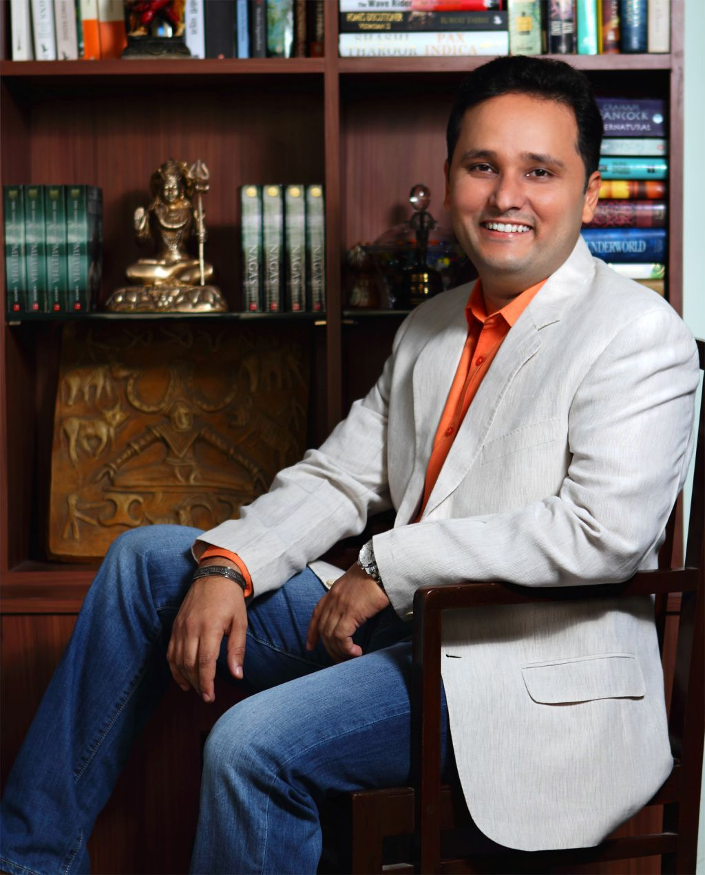 Amish Tripathi Books