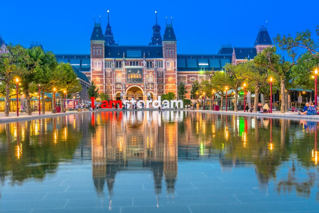 Luxury Vacation Amsterdam