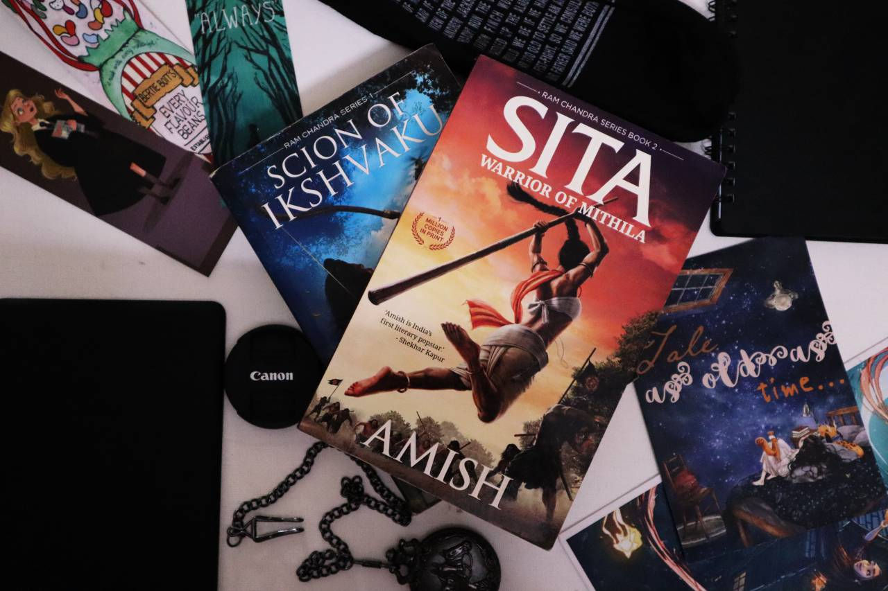 Amish Tripathi Books ram chandra series