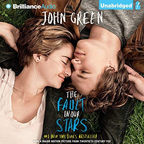 fault in our stars on audible