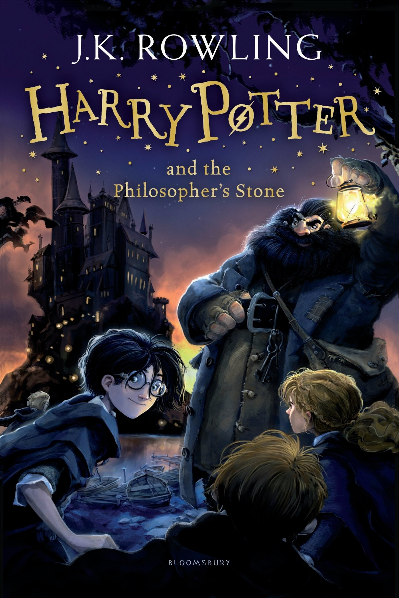 harry potter on audible