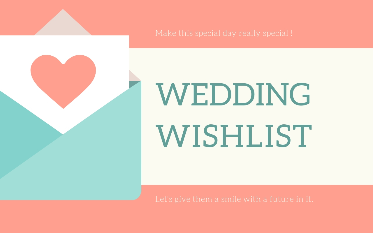 Wedding Gift Registry Website: India's First Wedding Gift Registry Website: Wedding Wishlist
