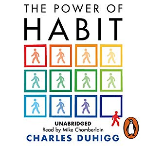 power of habit on audible