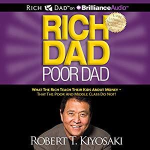 rich dad poor dad on audible