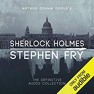 stephen fry on audible