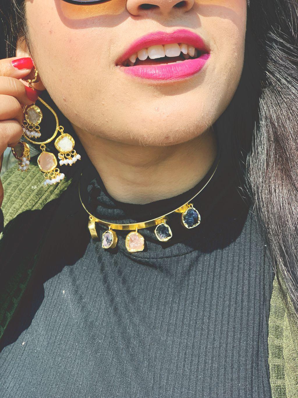 Lalmoski Earrings from PreciousYou.in