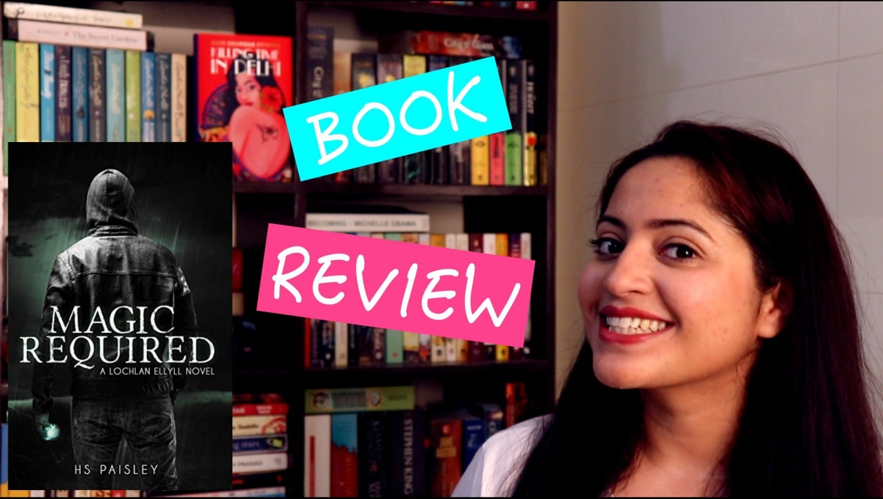 magic required book review