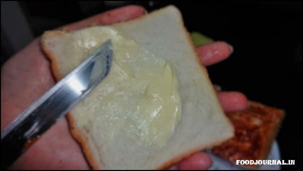 Egg Veggie Sandwich 2