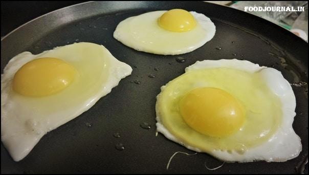 Egg Veggie Sandwich 5