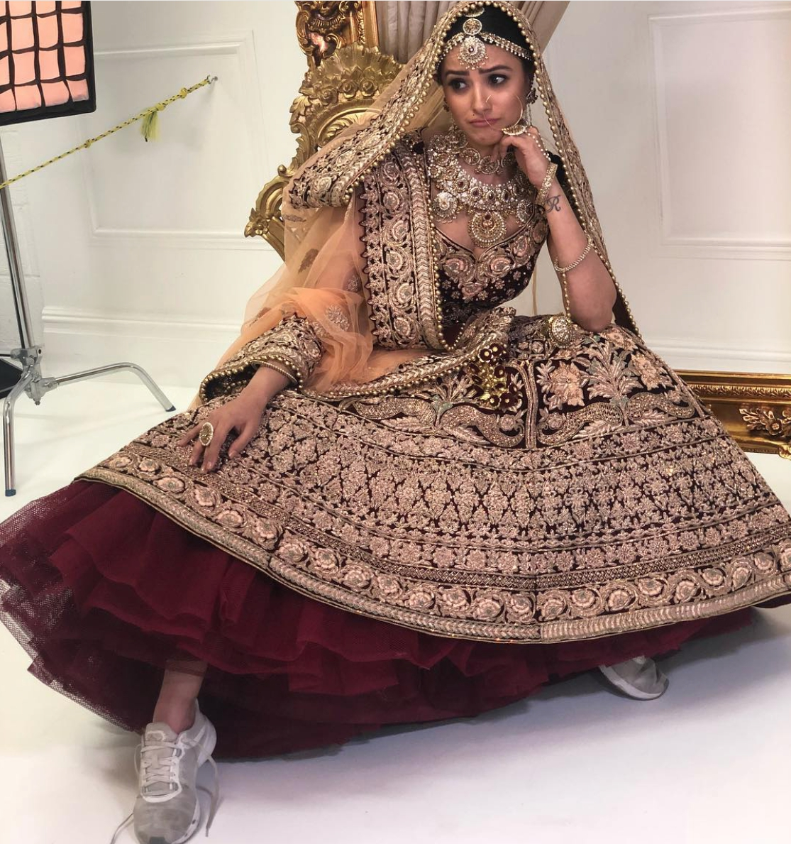 The Tradi-modern Bride