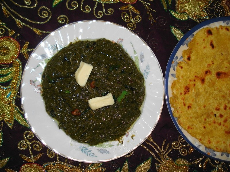 punjabi-foods-sarson-ka-saag