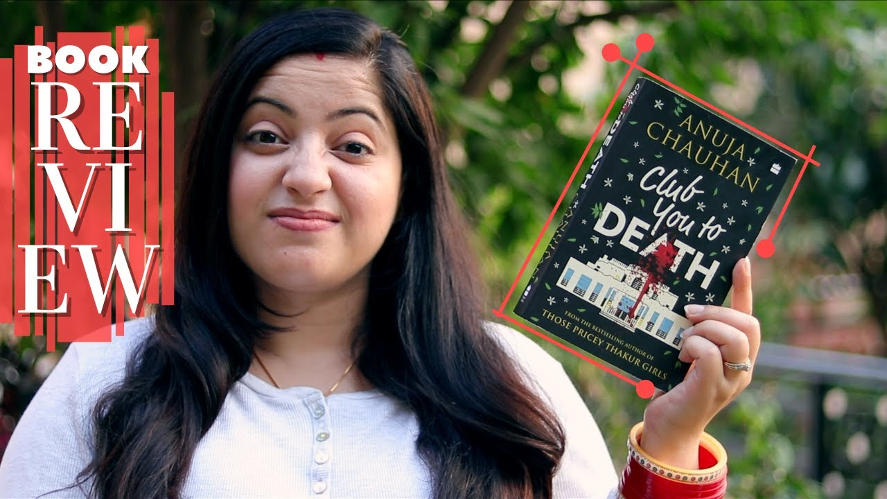 club you to death book review